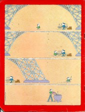 Verso de Pif (Gadget) -342- Le curvimètre