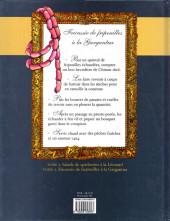 Verso de Les truculentes aventures de Rabelais -2- Fricassée de fripouilles à la Gargantua