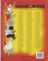 Verso de Suske en Wiske -78- De dulle griet