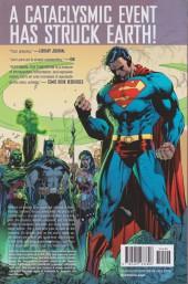 Verso de Superman Vol.2 (DC comics - 1987) -INT- For Tomorrow