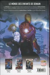 Verso de Ultimates (Ultimate Comics) -1- Deux cités, deux mondes
