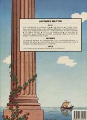 Verso de Alix -8b1985- Le Tombeau étrusque