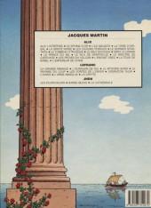 Verso de Alix -9a1985- Le dieu sauvage