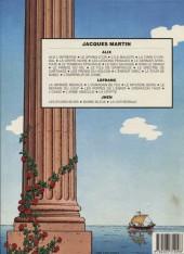 Verso de Alix -10b1985- Iorix le grand
