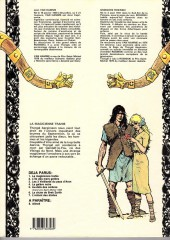 Verso de Thorgal -1b84- La Magicienne trahie