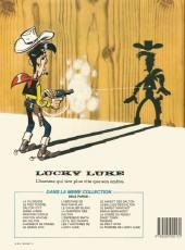 Verso de Lucky Luke -37a86- Canyon apache