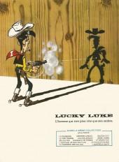 Verso de Lucky Luke -41a76- L'Héritage de Rantanplan