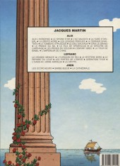 Verso de Alix -15b1984- L'enfant grec
