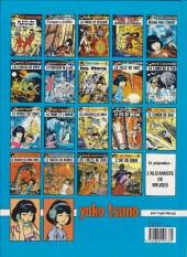 Verso de Yoko Tsuno -9a95- La fille du vent