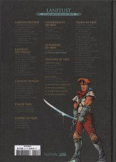Verso de Lanfeust et les mondes de Troy - La collection (Hachette) -36- Les Guerrières de Troy - L'or des profondeurs