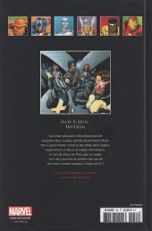 Verso de Marvel Comics - La collection (Hachette) -5526- New X-Men - Impérial