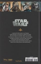 Verso de Star Wars - Légendes - La Collection (Hachette) -1128- Clone Wars - III. Dernier combat sur Jabiim