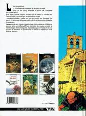 Verso de Les tours de Bois-Maury -4a- Reinhardt