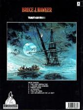 Verso de Bruce J. Hawker -5a94- Tout ou rien