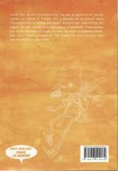 Verso de Artbook by -2- Artbook by Floriane Mohr