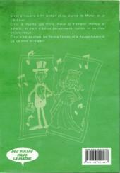 Verso de Artbook by -3- Artbook by Erroc