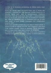Verso de (AUT) Janolle - Artbook by Janolle