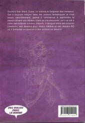 Verso de Artbook by -5- Artbook by Sef