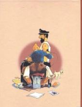 Verso de Tintin - Pastiches, parodies & pirates -20a- Le piège bordure