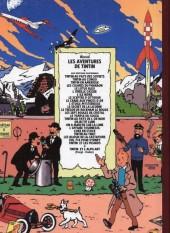 Verso de Tintin - Pastiches, parodies & pirates -4b- Les aventures de Tintin au pays des soviets.
