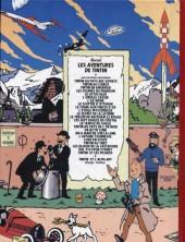 Verso de Tintin - Pastiches, parodies & pirates -32a- le petit