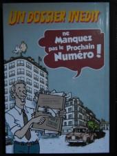 Verso de Tintin - Divers - Histoires de l'oncle Georges : Alph-Art ou le livre maudit ?