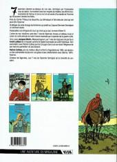 Verso de Les 7 Vies de l'Épervier -3a1988- L'arbre de mai