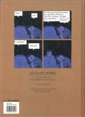 Verso de Les olives noires -1a03- Pourquoi cette nuit est-elle différente des autres nuits ?