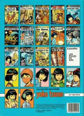 Verso de Yoko Tsuno -9a86- La fille du vent