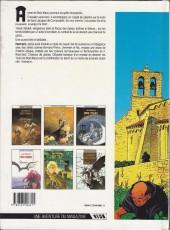 Verso de Les tours de Bois-Maury -3a1990- Germain