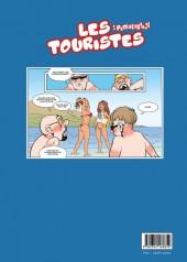 Verso de Les touristes -1- Bienvenue en Keurse !