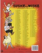 Verso de Suske en Wiske -109- De wolkeneters