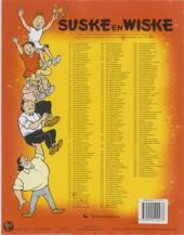 Verso de Suske en Wiske -108- Twee toffe totems