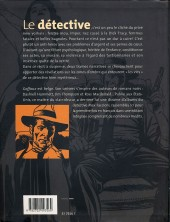 Verso de Max Faccioni -61- Le détective
