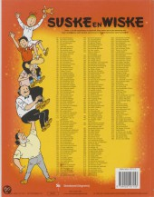 Verso de Suske en Wiske -100- Het gouden paard