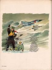 Verso de Tanguy et Laverdure -12b1978- Menace sur Mururoa