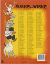 Verso de Suske en Wiske -103- De klankentapper