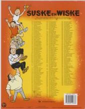 Verso de Suske en Wiske -104- De wilde weldoener