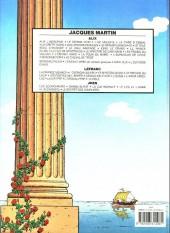Verso de Alix -2c1990- Le sphinx d'or
