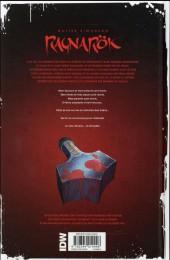 Verso de Ragnarök (Simonson) -1- Le dernier Dieu
