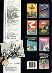 Verso de Spirou et Fantasio -31b85- La boîte noire