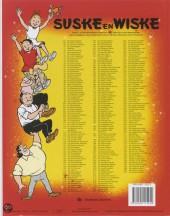 Verso de Suske en Wiske -121- De Duistere Diamant