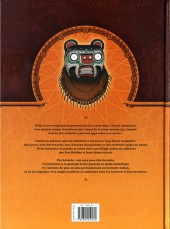 Verso de Badlands -2- Le danseur au grizzli