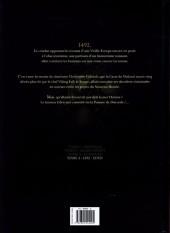 Verso de Les voies du Seigneur -4- 1492 - Eden