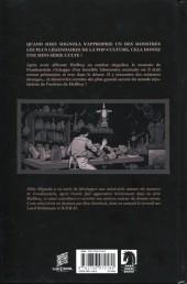 Verso de Frankenstein Underground