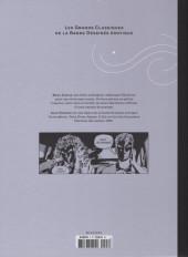 Verso de Les grands Classiques de la Bande Dessinée érotique - La Collection -37- Erma Jaguar - tome 1
