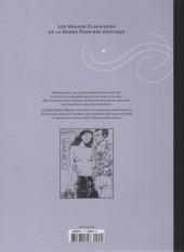 Verso de Les grands Classiques de la Bande Dessinée érotique - La Collection -25- Emmanuelle