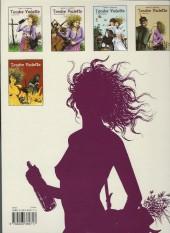 Verso de Tendre Violette (Couleur) -3b - Malmaison