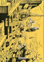 Verso de Lucky Luke (vu par...) -1TL- L'homme qui tua Lucky Luke