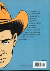 Verso de Classici del Fumetto di Repubblica (I) - Serie Oro -2- Tex - Tex contro Mefisto